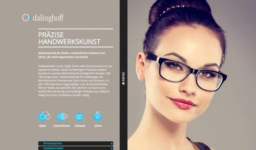 Firmenprofil von: Augenoptik Dalinghoff in Senden