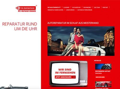 Firmenprofil von: Probleme mit dem Kfz? Die Autowerkstatt Himmele in Mannheim hilft weiter