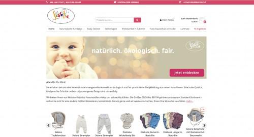 Firmenprofil von: Babyartikel-Versand: Fidelia-Versand in Hamburg