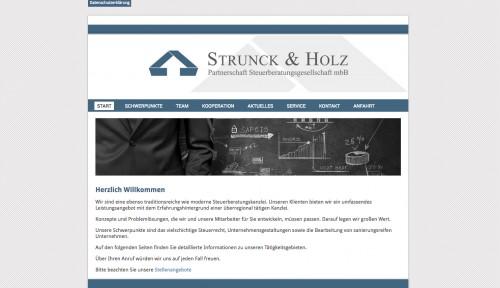 Firmenprofil von: Steuerberatung in Bremen: Strunck & Holz Steuerberatungsgesellschaft mbB