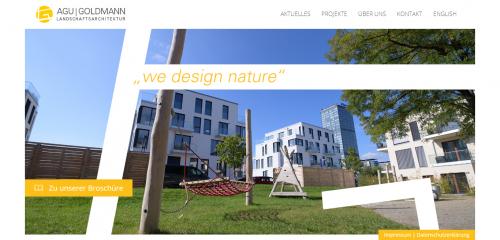 Firmenprofil von: Grün + Bau in Potsdam: agu I Goldmann Landschaftsarchitektur BDLA
