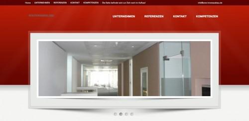 Firmenprofil von: Trockenbau vom Experten der AMS-GmbH aus Ludwigshafen