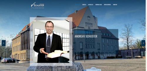 Firmenprofil von: Ihr zuverlässiger Steuerberater in Delmenhorst: Andreas Schuster