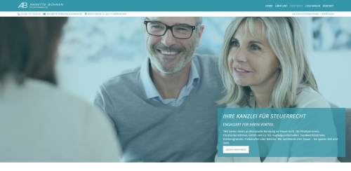 Firmenprofil von: Ihre Expertin für Rechtsbehelfsverfahren in Oberhausen
