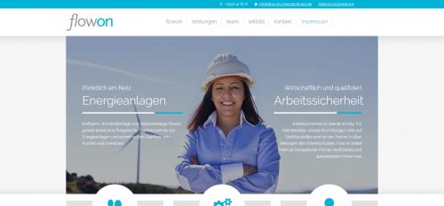 Firmenprofil von: Flow-on – Ihr Partner für Arbeitssicherheit