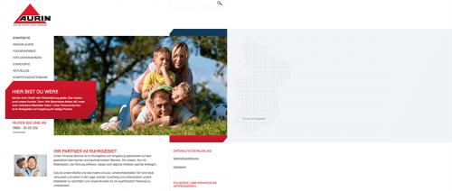 Firmenprofil von: Zeitarbeit in Duisburg: die Aurin GmbH