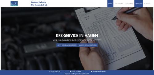 Firmenprofil von: Die perfekten Ansprechpartner rund ums Kfz: Andreas Richstein Kfz.-Meisterbetrieb in Hagen