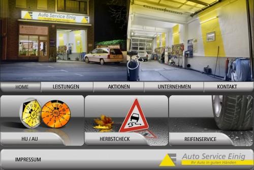 Firmenprofil von: Auto Service Einig in Mülheim an der Ruhr