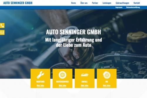 Firmenprofil von: Auto Senninger GmbH in Augsburg