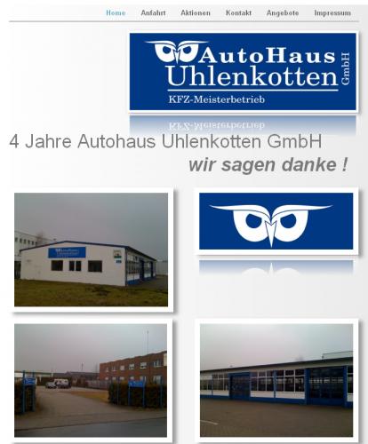 Firmenprofil von: Autohaus Uhlenkotten GmbH in Münster