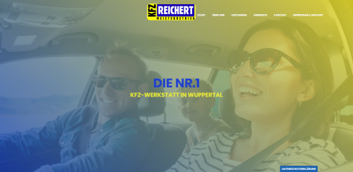 Firmenprofil von: Der perfekte Ansprechpartner für Kfz-Reparaturen in Wuppertal: KFZ Reichert UG