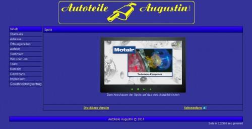 Firmenprofil von: Autoteile Augustin GmbH aus Ingelheim