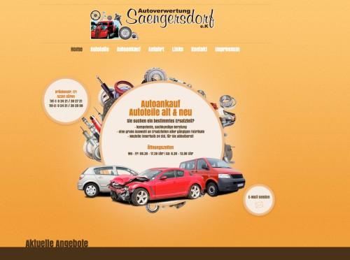 Firmenprofil von: Autoverwertung Saengersdorf in Düren