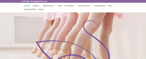 Firmenprofil von: Ihre Ballettschule in Alzey – Ballettstudios Nicole Schoenewolf