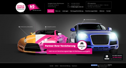 Firmenprofil von: Autoglas in Duisburg: Autoglas-Center Rheinhausen