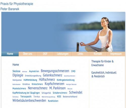 Firmenprofil von: Praxis für Krankengymnastik in Dortmund: Peter Baranek