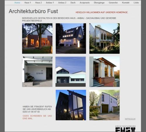 Firmenprofil von: Architekturbüro Fust in Duisburg