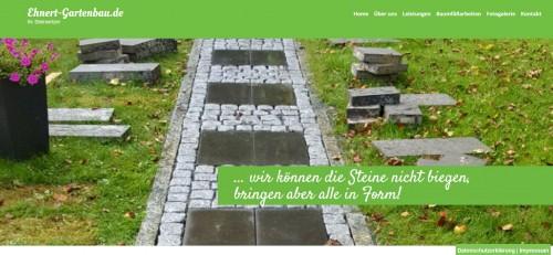 Firmenprofil von: Sichere Baumfällarbeiten mit Ehnert Gartenbau in Hamburg