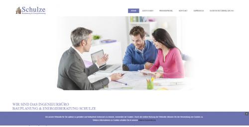 Firmenprofil von: Professionelle Bauherrenberatung in Delitzsch und Umgebung: Ingenieurbüro Schulze