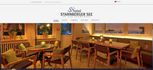 Firmenprofil von: Ihr Urlaub in Bayern: Hotel Starnberger See
