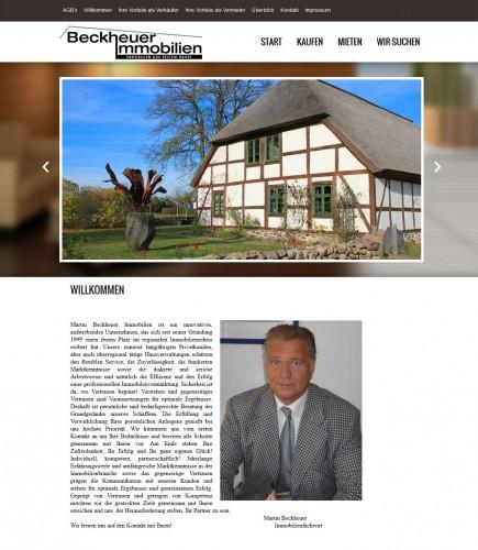 Firmenprofil von: Beckheuer Immobilien e. K. in Hamm
