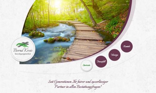 Firmenprofil von: Seriöse und würdevolle Bestattungen bei Bernd Kreis in Saarbrücken