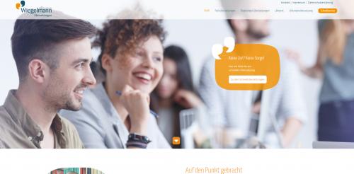 Firmenprofil von: Übersetzungsbüro Wiegelmann, Übersetzungen in Düsseldorf