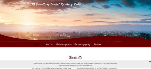 Firmenprofil von:  FriedWaldbestattung in Ludwigshafen am Rhein mit Bestattungsinstitut Reuther und Keller