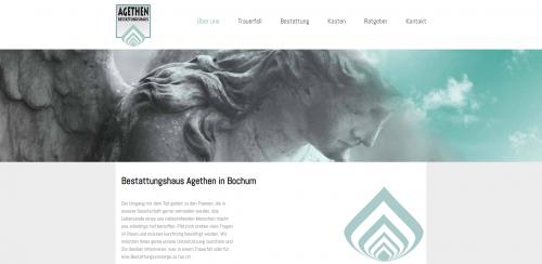 Firmenprofil von: Das Bestattungsinstitut Ihres Vertrauens: Bestattungshaus Agethen in Bochum