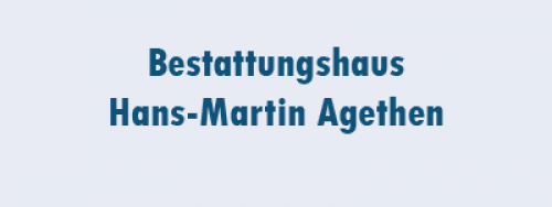 Firmenprofil von: Pietätvolle Bestattungen in Bochum: Bestattungshaus Agethen