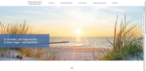 Firmenprofil von: Ihre Partner für die Bestattungsvorsorge: Bestattungshaus Wilke Worbis GmbH in Leinefelde