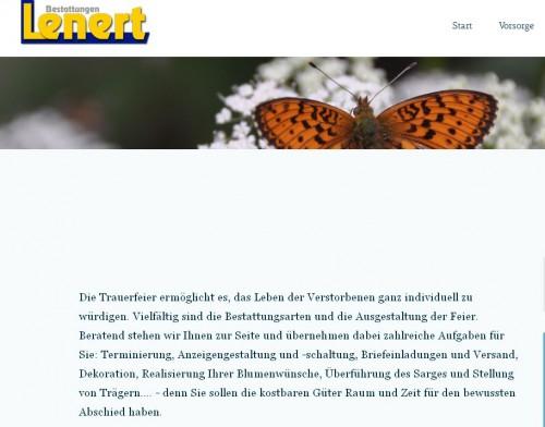 Firmenprofil von: Kompetenter Bestatter aus Dorsten