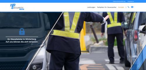 Firmenprofil von: Ihr Bewachungsdienst in Winterberg – HR Security Team UG