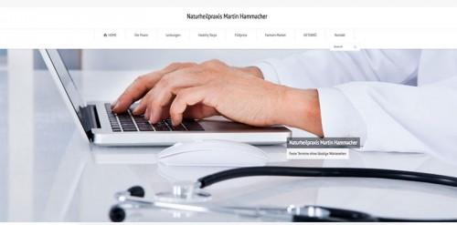 Firmenprofil von: Naturheilpraxis Martin Hammacher in Düsseldorf