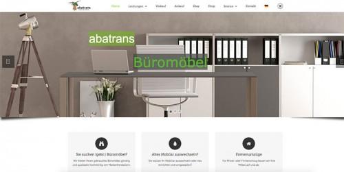 Firmenprofil von: Hochwertige Büromöbel bei Abatrans