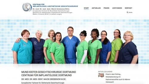 Firmenprofil von: Professionelle Lidstraffung in Dortmund - Mund-Kiefer-Gesichtschirurgie Dortmund