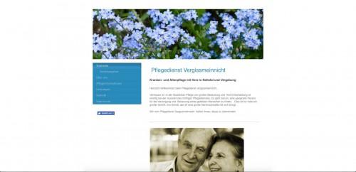 Firmenprofil von: Der Mensch im Mittelpunkt: Pflegedienst Vergissmeinnicht in Nettetal