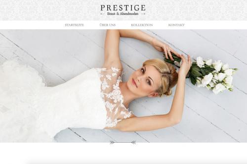 Firmenprofil von: Brautmodengeschäft in Bonn: Prestige Braut- & Abendmoden
