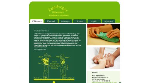 Firmenprofil von: Ergotherapie in Brandenburg