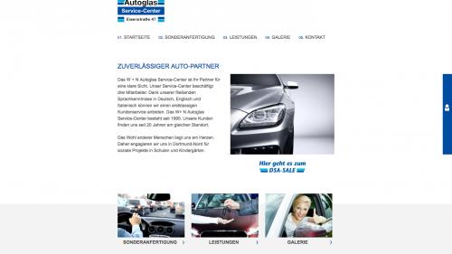 Firmenprofil von: Autoglaser in Dortmund: Autoglas Service-Center