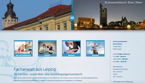 Firmenprofil von: Kompetente Vertretung im Mietrecht: Rechtsanwaltskanzlei Bernd Othmer in Leipzig