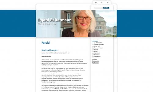 Firmenprofil von: Steuerberatung in Hamburg: Steuerberaterin Ilgard Beltermann