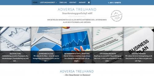 Firmenprofil von: Betriebswirtschaftliche Beratung in Hannover: Adversa Treuhand Steuerberatungsgesellschaft mbH