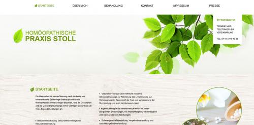 Firmenprofil von: Praxis für Homöopathie Stoll in Rottweil