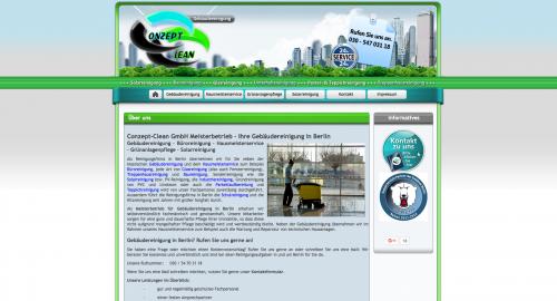 Firmenprofil von: Meisterbetrieb für Gebäudereinigung in Berlin