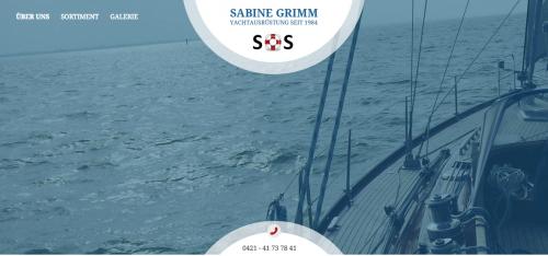 Firmenprofil von: SOS Yachtausrüstung Sabine Grimm
