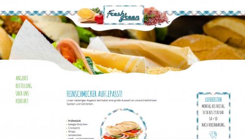 Firmenprofil von: Catering: fresh & green in Hamburg