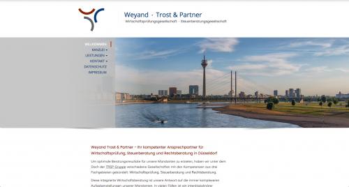 Firmenprofil von: Weyand Trost und Partner, Steuerberater in Düsseldorf