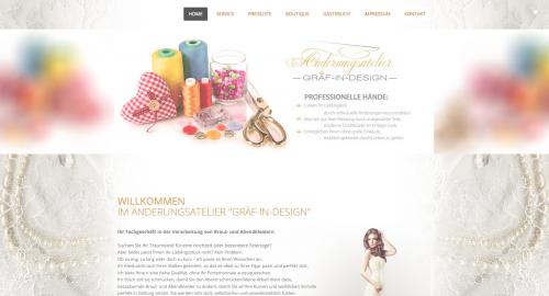 Firmenprofil von: Modeatelier in Hannover: Änderungsatelier Gräf-in-Design