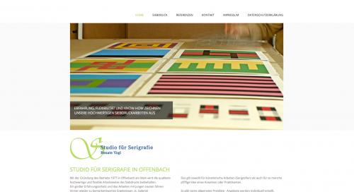 Firmenprofil von: Hochwertiger Siebdruck in Offenbach am Main